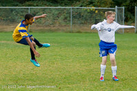 7400 McM Boys Soccer v Casc-Chr 101012
