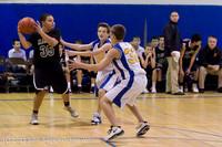 5087 McM Boys Varsity Basketball v Klahowya 112612