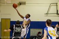 5116 McM Boys Varsity Basketball v Klahowya 112612