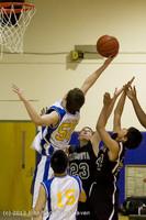 5184 McM Boys Varsity Basketball v Klahowya 112612