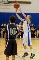 5313 McM Boys Varsity Basketball v Klahowya 112612