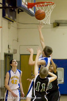 5325 McM Boys Varsity Basketball v Klahowya 112612