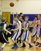 5336 McM Boys Varsity Basketball v Klahowya 112612