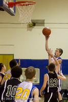 5365 McM Boys Varsity Basketball v Klahowya 112612