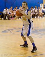 5410 McM Boys Varsity Basketball v Klahowya 112612