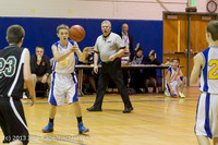 5424 McM Boys Varsity Basketball v Klahowya 112612