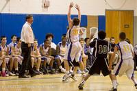 5425 McM Boys Varsity Basketball v Klahowya 112612