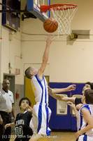 5492 McM Boys Varsity Basketball v Klahowya 112612