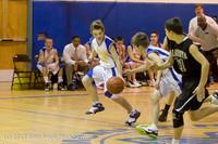 5586 McM Boys Varsity Basketball v Klahowya 112612
