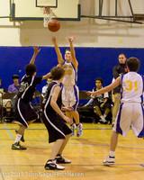 5627 McM Boys Varsity Basketball v Klahowya 112612