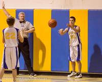 5700 McM Boys Varsity Basketball v Klahowya 112612