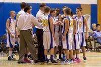 5721 McM Boys Varsity Basketball v Klahowya 112612