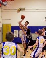 5725 McM Boys Varsity Basketball v Klahowya 112612