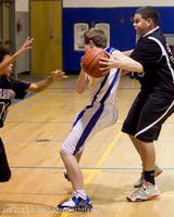 5743 McM Boys Varsity Basketball v Klahowya 112612