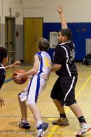 5745 McM Boys Varsity Basketball v Klahowya 112612