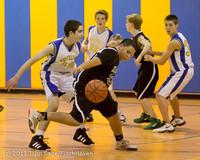 5845 McM Boys Varsity Basketball v Klahowya 112612