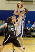 5875 McM Boys Varsity Basketball v Klahowya 112612