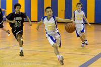 5927 McM Boys Varsity Basketball v Klahowya 112612