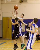 5940 McM Boys Varsity Basketball v Klahowya 112612