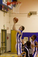 5951 McM Boys Varsity Basketball v Klahowya 112612
