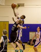 6015 McM Boys Varsity Basketball v Klahowya 112612