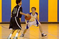 6055 McM Boys Varsity Basketball v Klahowya 112612