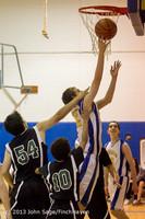 6091 McM Boys Varsity Basketball v Klahowya 112612