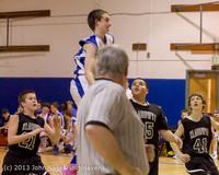 6110 McM Boys Varsity Basketball v Klahowya 112612