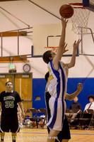 6133 McM Boys Varsity Basketball v Klahowya 112612