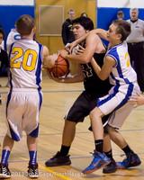 6182 McM Boys Varsity Basketball v Klahowya 112612