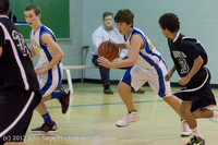 6211 McM Boys Varsity Basketball v Klahowya 112612