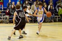 6221 McM Boys Varsity Basketball v Klahowya 112612