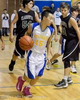 6227 McM Boys Varsity Basketball v Klahowya 112612