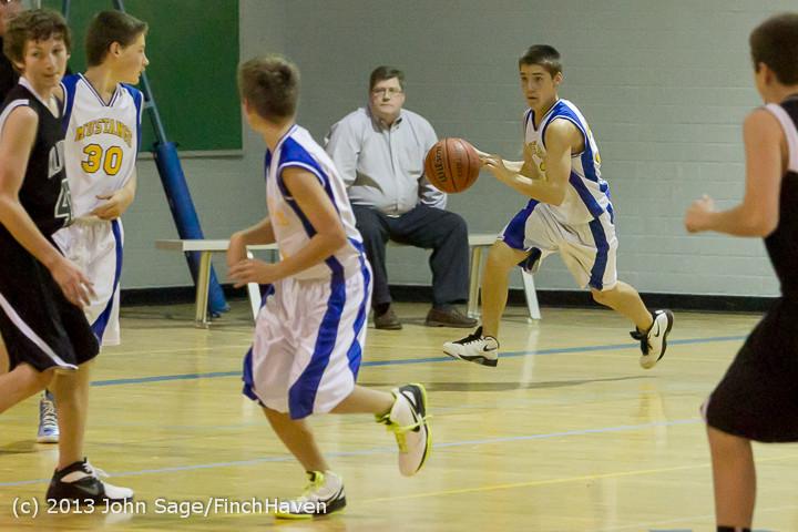 6293 McM Boys Varsity Basketball v Klahowya 112612