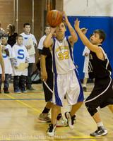 6397 McM Boys Varsity Basketball v Klahowya 112612