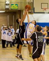 6426 McM Boys Varsity Basketball v Klahowya 112612