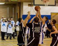 6428 McM Boys Varsity Basketball v Klahowya 112612