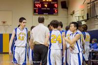 6446 McM Boys Varsity Basketball v Klahowya 112612