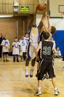 6511 McM Boys Varsity Basketball v Klahowya 112612
