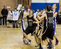6520 McM Boys Varsity Basketball v Klahowya 112612
