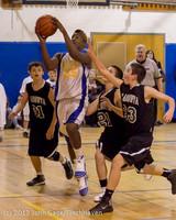 6598 McM Boys Varsity Basketball v Klahowya 112612