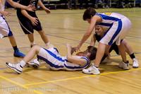 6641 McM Boys Varsity Basketball v Klahowya 112612