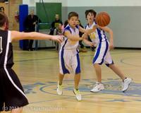 6663 McM Boys Varsity Basketball v Klahowya 112612