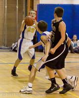 6680 McM Boys Varsity Basketball v Klahowya 112612