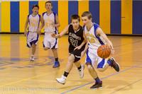 6707 McM Boys Varsity Basketball v Klahowya 112612