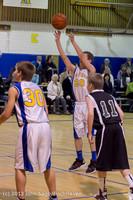 6726 McM Boys Varsity Basketball v Klahowya 112612