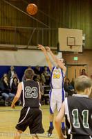 6762 McM Boys Varsity Basketball v Klahowya 112612