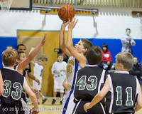 6823 McM Boys Varsity Basketball v Klahowya 112612