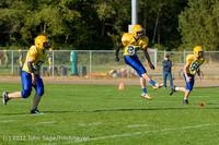 2327 McMurray Football v Klahowya 100312