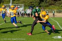 2340 McMurray Football v Klahowya 100312